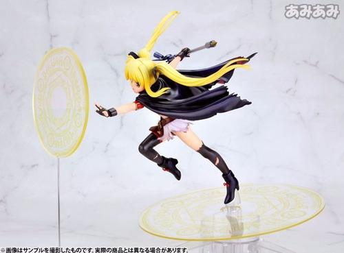 magical girl lyrical nanoha the movie 1st - fate testarossa