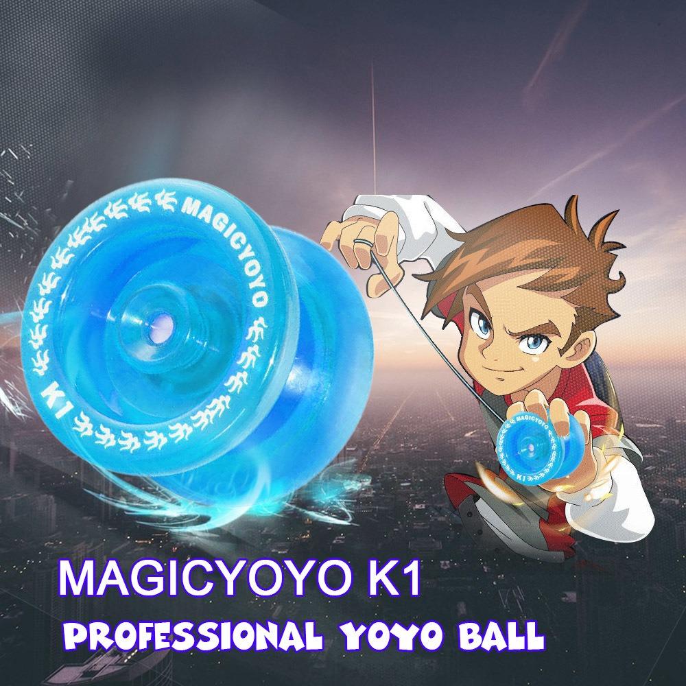 Magicyoyo K1 Spin Abs Yoyo 8 Bolas Kk Teniendo Con Spinning