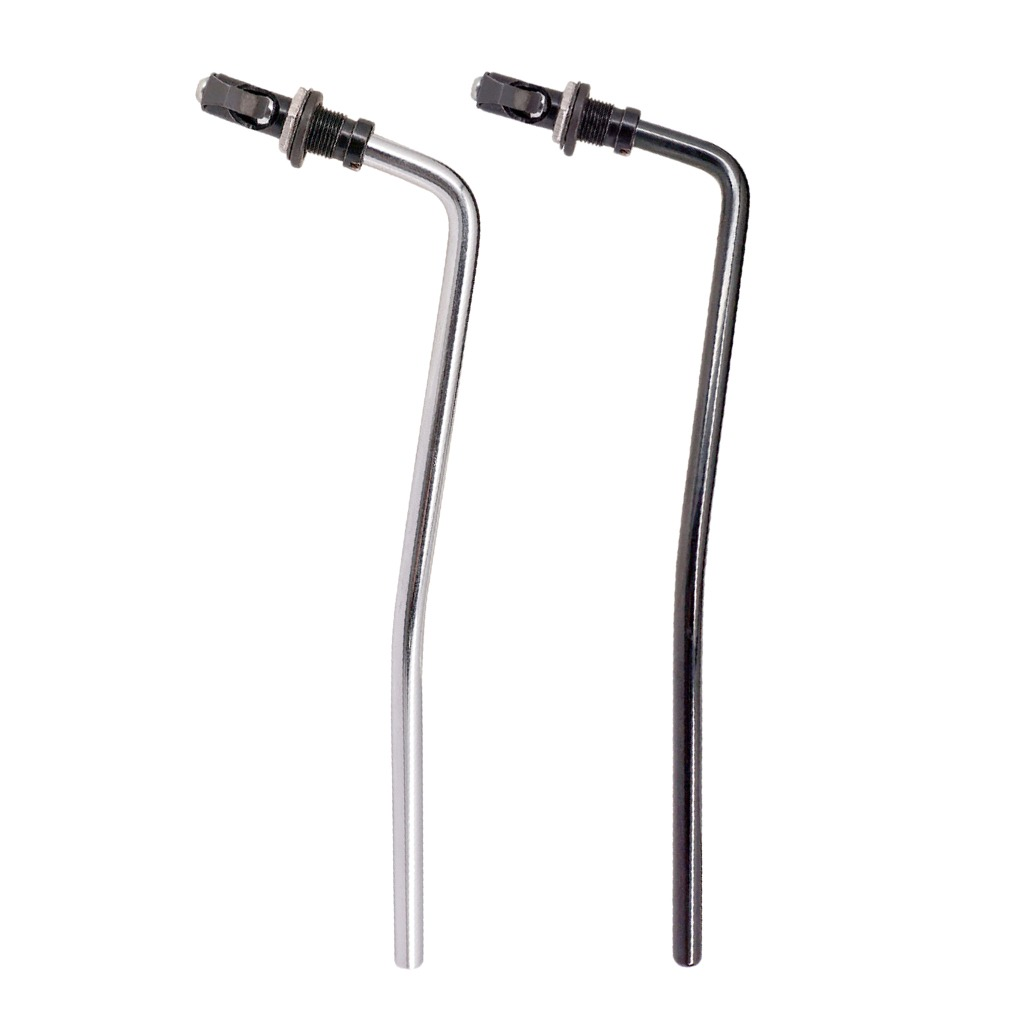 Magideal 2pcs Direct Electric Guitar 6mm Tremolo Arm Whammy