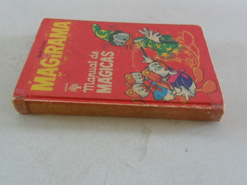 magirama manual de mágicasl! ed. abril 1975!