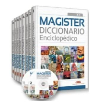 magister diccionario enciclopedico - clasa