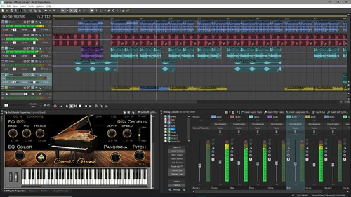 magix acid music studio 11 licencia original full
