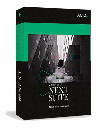 magix acid pro next suite licencia original full