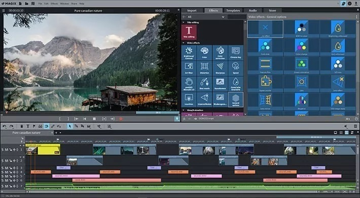 MAGIX Movie Edit Pro Premium PC Software Download