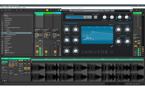 magix variverb ii software licencia original para pc/mac