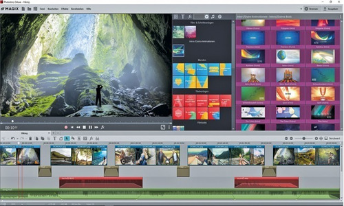 magix vr studio editor vr imagen+video licencia original