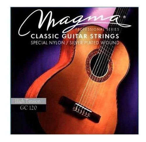 magma gc120 cuerdas para guitarra clasica encordado