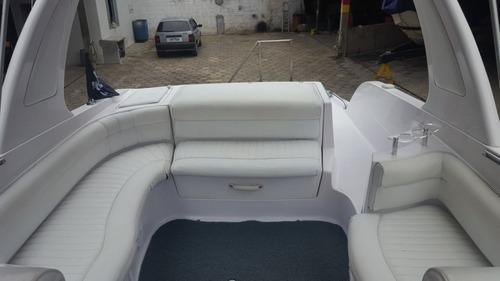 magna 27.8 com 320 hp ano 2008 - ñ focker/ ttriton/ ventura