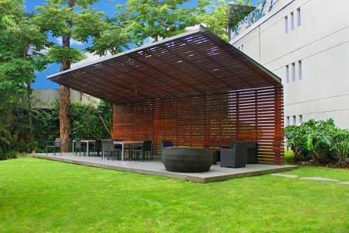 magna residencial renta departamento  120  mts  en