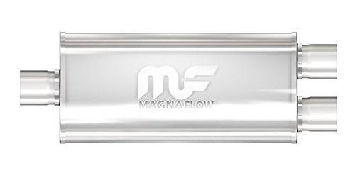 magnaflow 12158 silenciador de escape