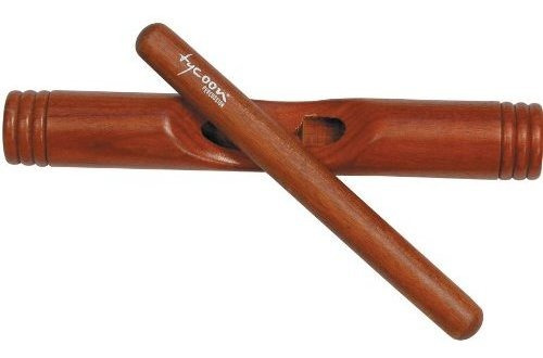 magnate percusion madera africanos grandes claves