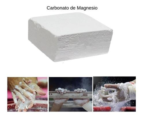 magnesio - crossfit - escalada - gimnasia - pesas - taco