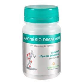 Magnésio Dimalato 500mg 60cáps  Meissen - Dr. Lair Ribeiro