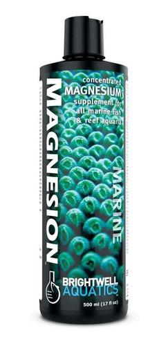 magnesion brightwell 500ml suplemento magnésio concentrado