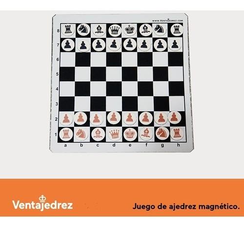 magnetico chato de 20 x 20 cm - ventajedrez