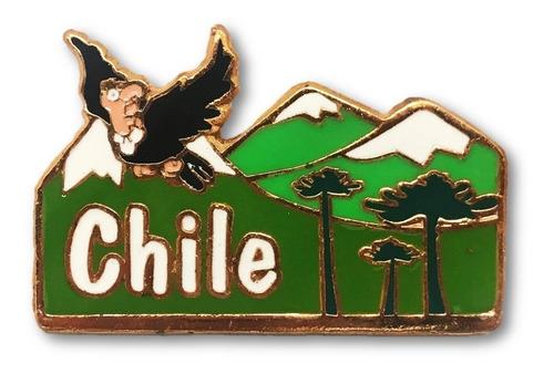 magnético cóndor chile (6846)