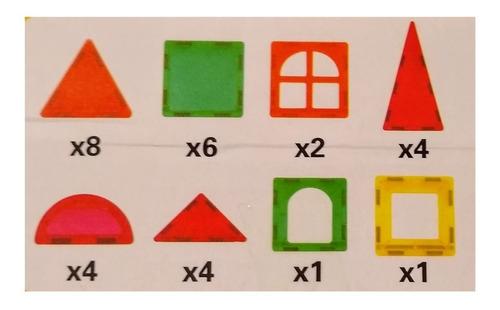 magnetico juego didactico imanes 30 pzs zaki babymovil