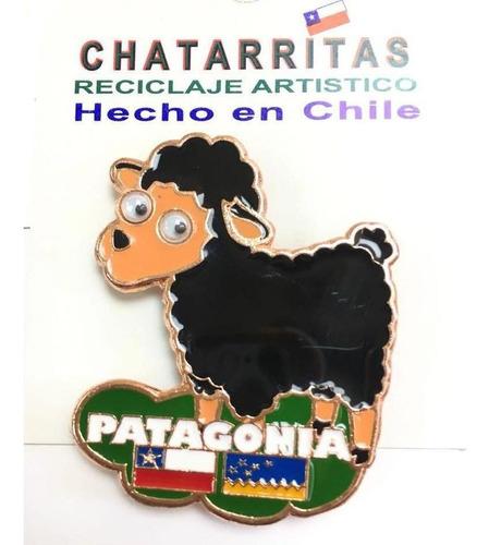 magnético oveja patagonia ojos moviles