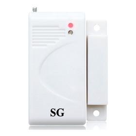 Magnetico Puerta Ventana Sensor Inalambrico Seguridad Sistemas Alarmas Casa Negocio Vecinal Via Celular