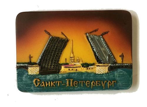 magnetos decorativos rusos (set 3 unidades)