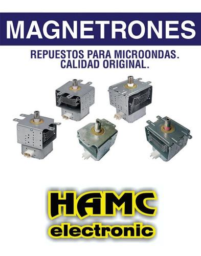 magnetron 2m218h-720 calidad original 100%