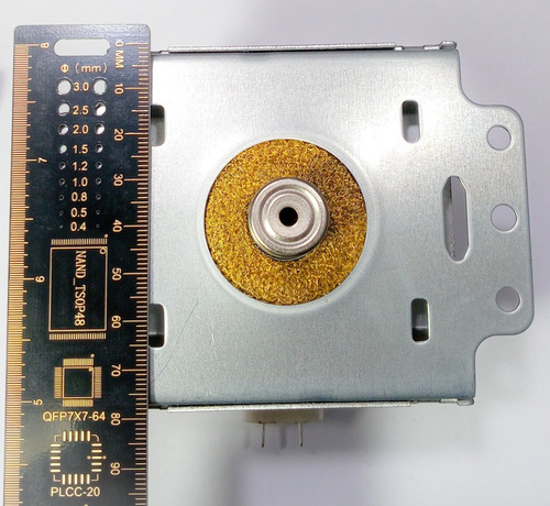 magnetron   2m218j   2m 218 j   microondas