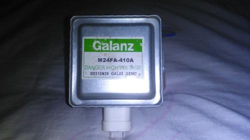 magnetron galanz m24fa-410a, para microondas frigilux.