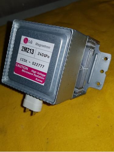 magnetron lg 2m213