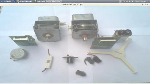 magnetron microondas varias marca