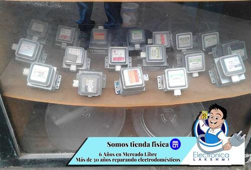magnetrones de microondas