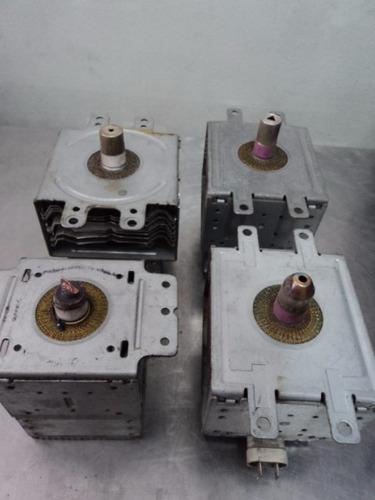 magnetrones de microondas para revisar