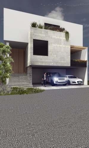 magnãfica residencia en privadas del pedregal fase ii en san luis potosã.