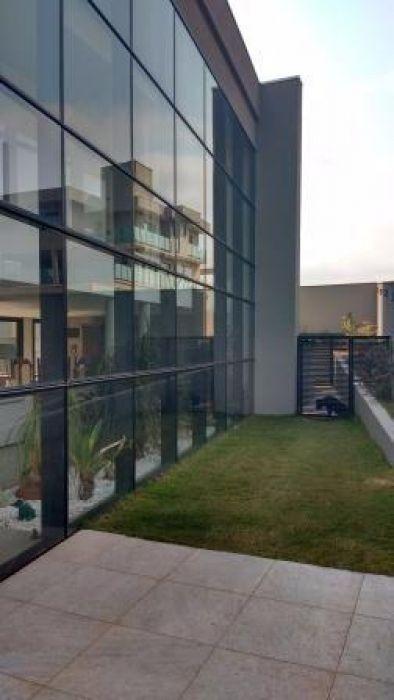 magnífica casa contemporânea no condomínio alphaville lagoa dos ingleses. - 1341