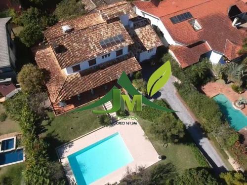 magnífica casa em atibaia estilo toscana - 1105