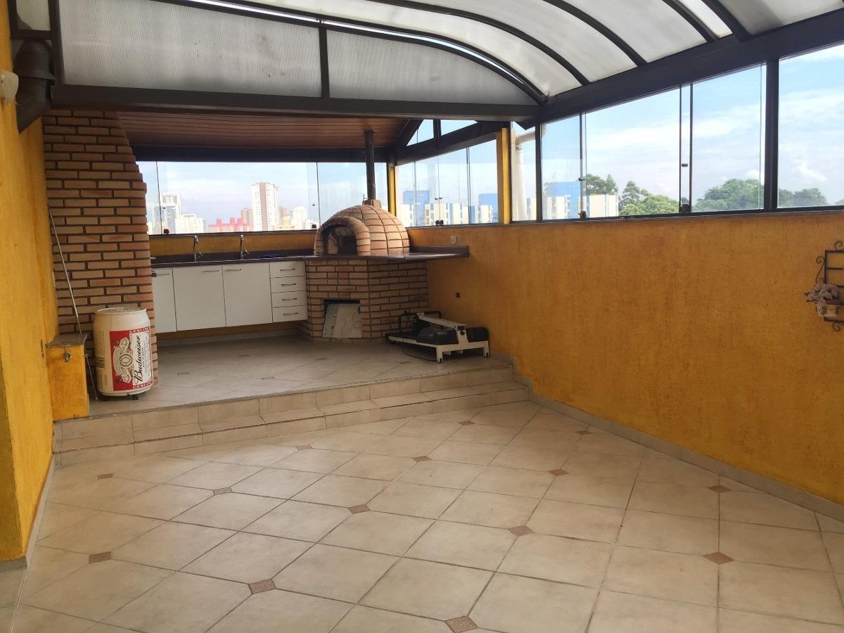 magnifica cobertura ao lado do metrô e usp. ref.10