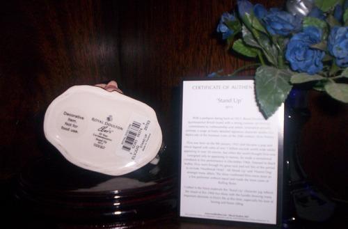 magnifica jarra royal doulton elvis presley 6 serie completa