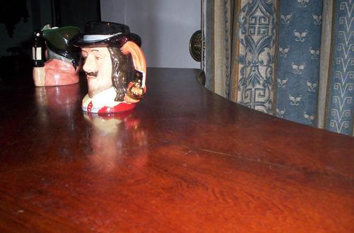 magnifica jarra royal doulton titulada king charles i (small