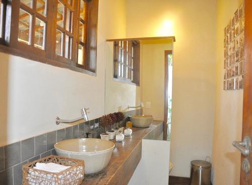 magnífica mansão térrea em condominio fechado.ref 76196