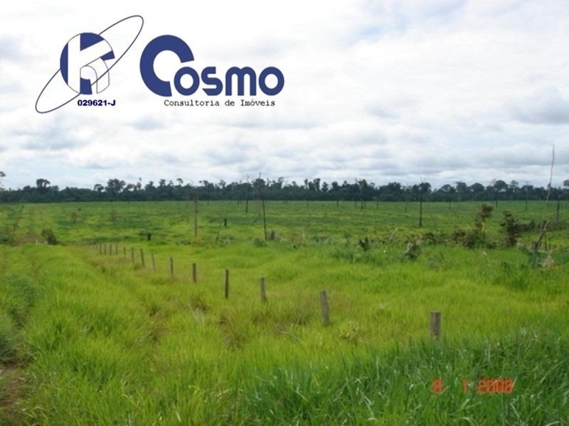magnifica mega fazenda em rondonópolis - mt - fa00016 - 32358991