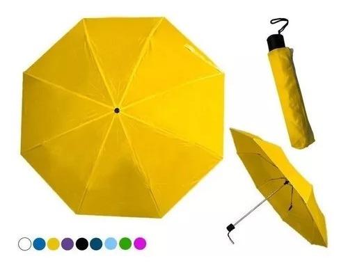 magnifica paraguas de cartera
