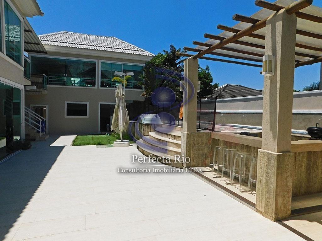 magnifica residencia - barra da tijuca - alto padrão