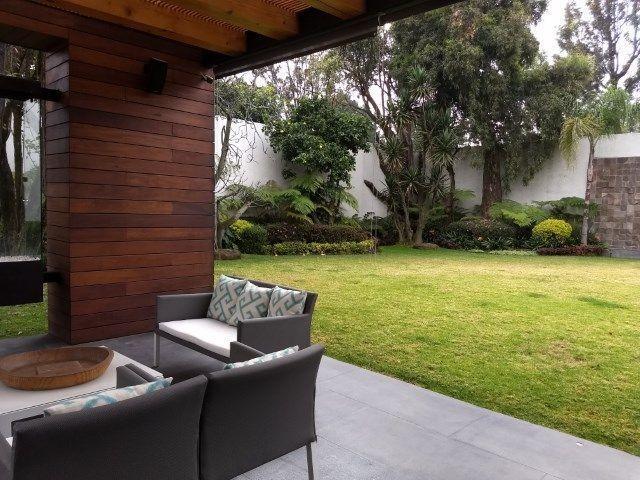 magnifica residencia en jardines del pedregal