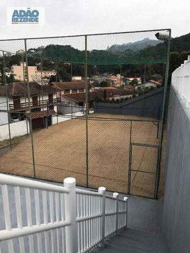 magnífica residência na barra do imbuí - teresópolis/rj - ca1116