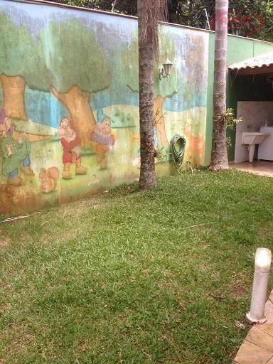 magnífica residência na serra da cantareira - so0182