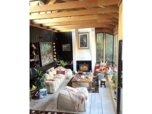 magnifica y moderna casa de montaña