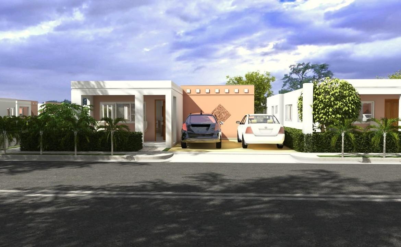 magnificas casas en urbanizacion privada- la romana rd