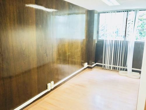 magníficas oficinas de 287 mts en leibnitz, anzures, miguel hisalgo