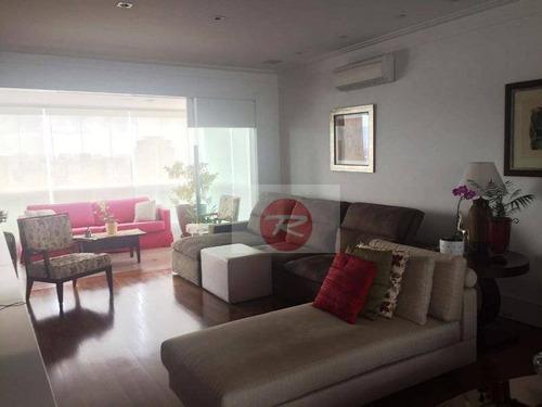 magnífico apartamento de 225 mtrs em perdizes - ap0019