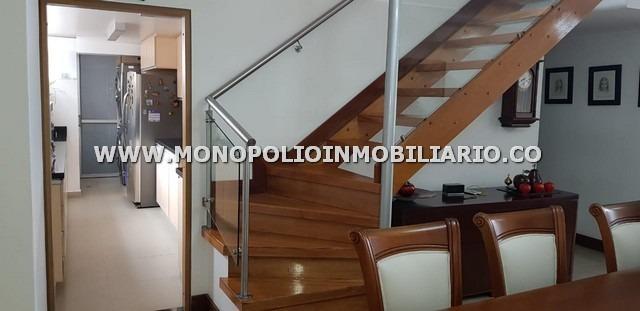 magnifico apartamento duplex venta envigado 16488