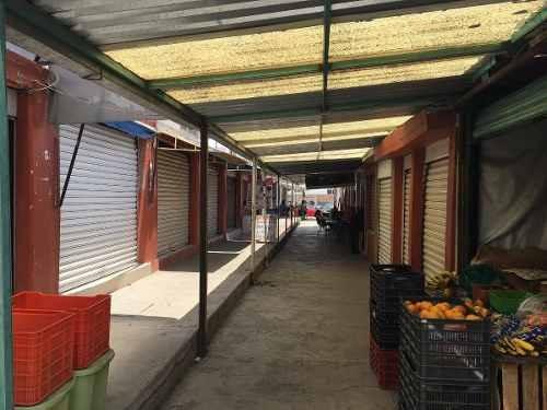 magnifico local en venta en mercado aquiles serdan pachuca